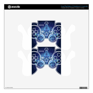 Flor De Lis lt.png PS3 Controller Decal