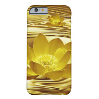 Flor de loto de oro
