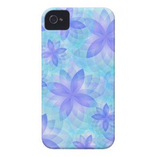 flor de loto del extracto del caso del iPhone iPhone 4 Cobertura