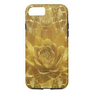 Flor de loto del oro la India Funda iPhone 7
