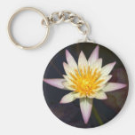flor de loto llavero personalizado