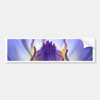 flor de loto pegatina de parachoque