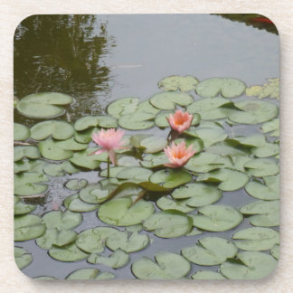flor de loto posavasos