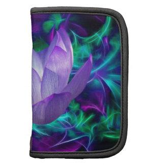 Flor de loto púrpura y su significado organizadores