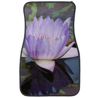 Flor de Lotus Alfombrilla De Coche