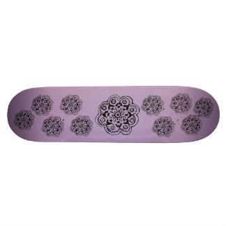 Flor de Lotus (alheña) Patín Personalizado
