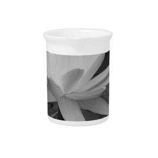Flor de Lotus B W