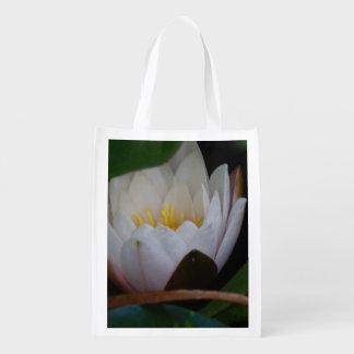 Flor de Lotus Bolsa De La Compra