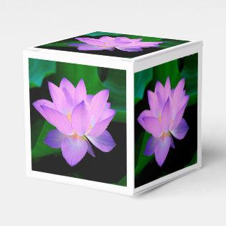 Flor de Lotus Cajas Para Regalos De Boda