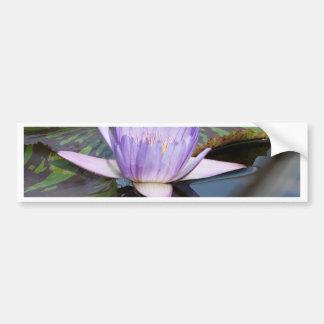 Flor de Lotus Pegatina Para Coche