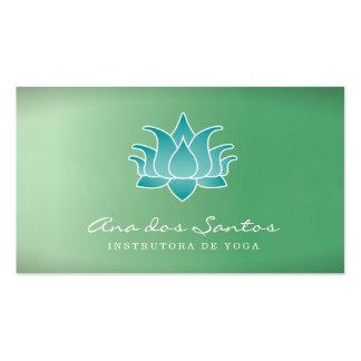 Flor de Lótus Cartão de Visita Double-Sided Standard Business Cards (Pack Of 100)