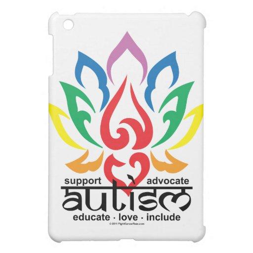 Flor de Lotus del autismo