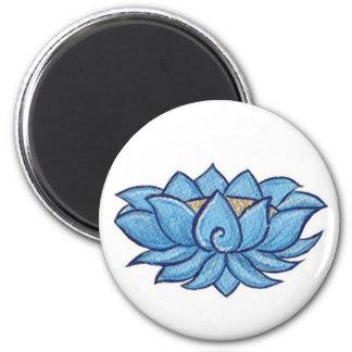 Flor de Lotus del IMÁN