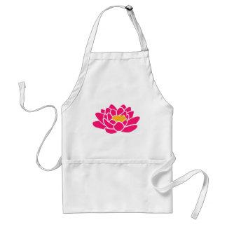 Flor de Lotus Delantal