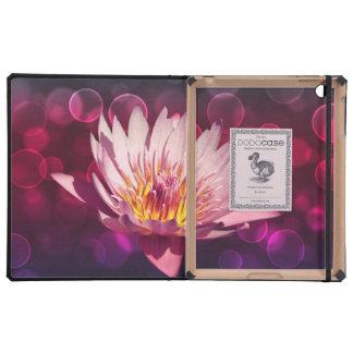 Flor de Lotus iPad Carcasas