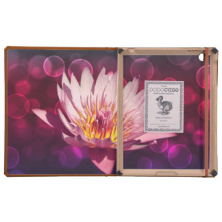 Flor de Lotus iPad Cárcasas