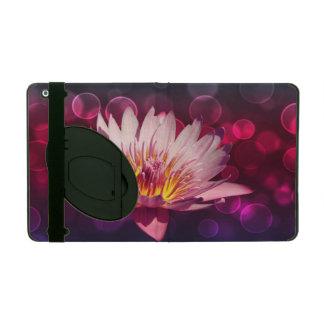 Flor de Lotus iPad Fundas