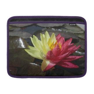 Flor de Lotus Fundas Para Macbook Air