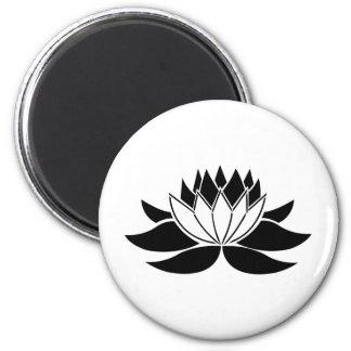 Flor de Lotus Imanes