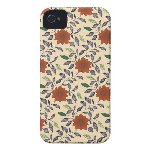 Flor de Lotus iPhone 4 Cárcasa