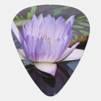 Flor de Lotus Púa De Guitarra