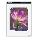 Flor de Lotus Pegatinas Skins Para iPad 3