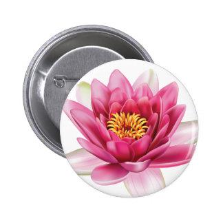 Flor de Lotus Pin