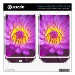 Flor de Lotus púrpura Skins Para FreeAgent GoFlex