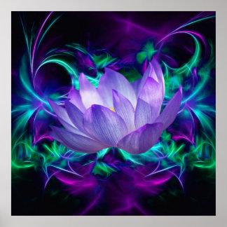 Flor de Lotus púrpura y su significado