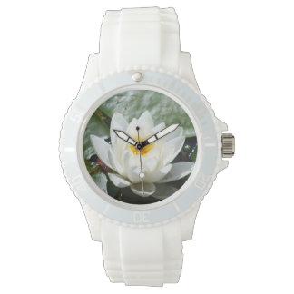 Flor de Lotus Reloj
