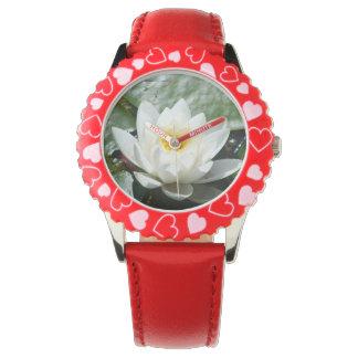 Flor de Lotus Reloj De Mano
