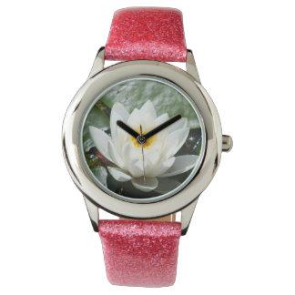Flor de Lotus Relojes De Mano