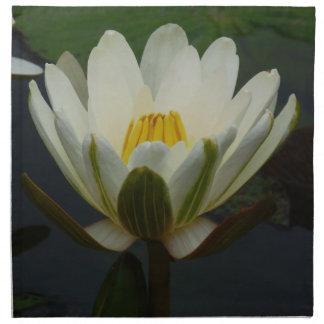 Flor de Lotus Servilletas De Papel