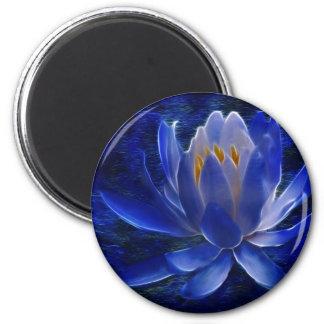 Flor de Lotus y su significado Imán Para Frigorifico