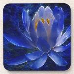 Flor de Lotus y su significado Posavasos