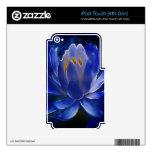 Flor de Lotus y su significado iPod Touch 4G Calcomanías