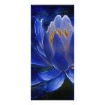 Flor de Lotus y su significado Tarjeta Publicitaria A Todo Color