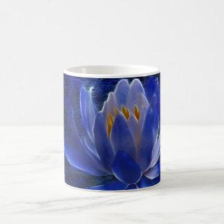 Flor de Lotus y su significado Tazas