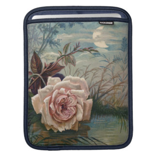 Flor de noche manga de iPad