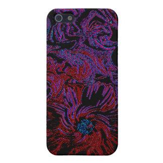Flor de noche iPhone 5 coberturas
