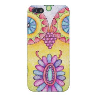 "Flor de ""Owlushka"" iPhone 5 Cobertura"
