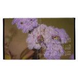 Flor de punta púrpura; Calendario 2013