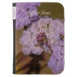 Flor de punta púrpura; Personalizable