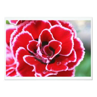Flor de Rosey Invitaciones Personales