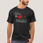 Flor de Tango Playera