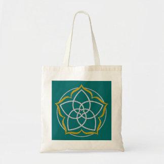 FLOR de VENUS/ORO DE PLATA de Venusblume Lotus Bolsa
