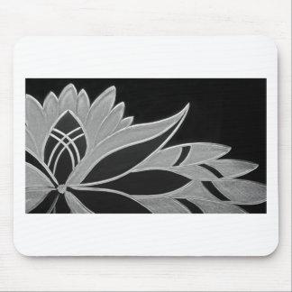 Flor de Victoria Alfombrilla De Raton
