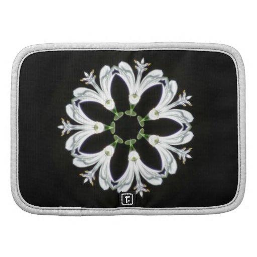 Flor decorativa del caleidoscopio planificador