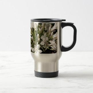 Flor del Agapanthus en la floración Taza De Café