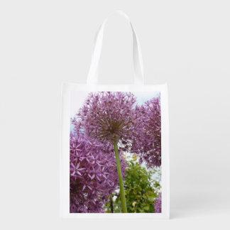 Flor del allium bolsa para la compra